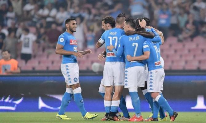 Napoles y Roma chocan en una nueva fecha de la Serie A
