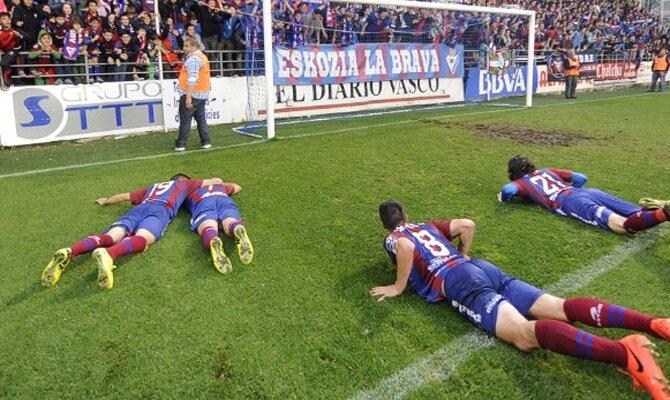 Eibar choca frente al Granada