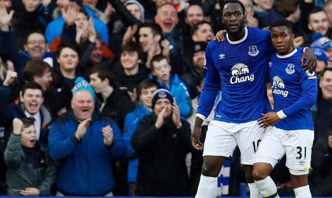 Everton, equipo de la Premier League