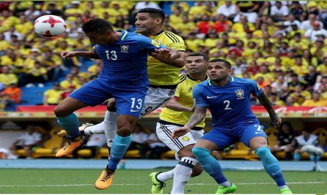 Previa de apuestas para el partido entre Colombia y Brasil
