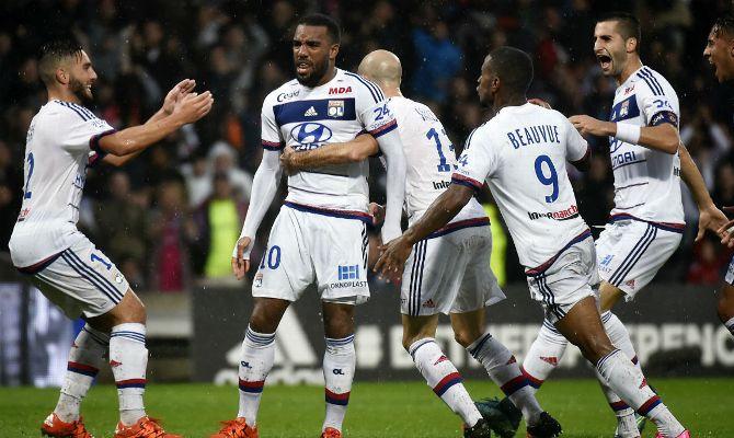 Lyon visita al Zenit en una nueva fecha