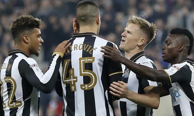Newcastle en la FA Cup