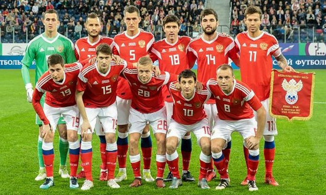 Rusia y Belgica chocan por la clasificatoria Eurocopa