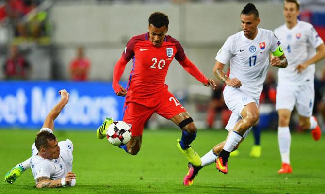 Análisis del partido de Inglaterra frente a Suiza