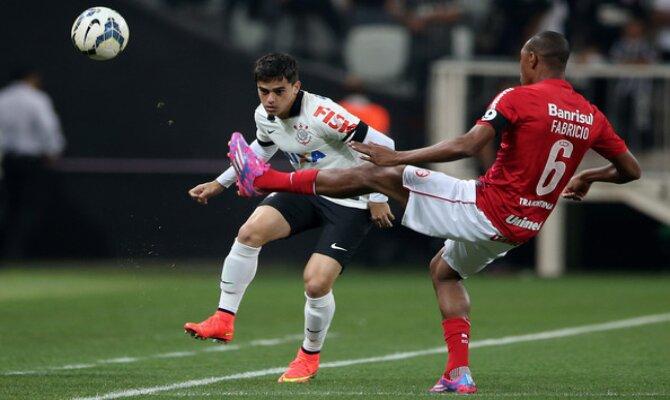 Corinthians vs Internacional, brasileirao