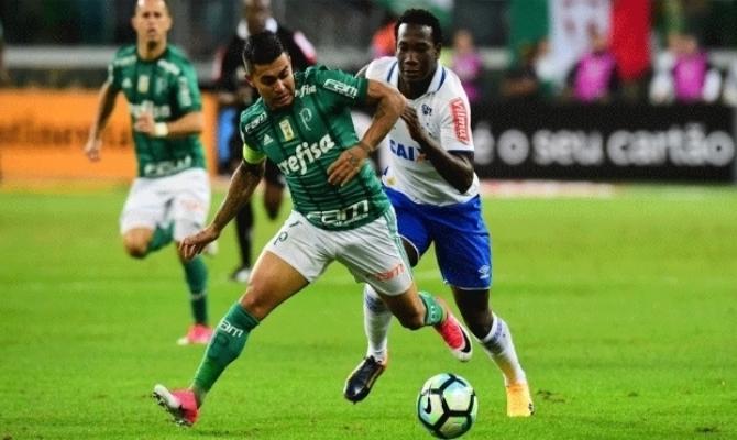 Cruzeiro vs Palmeiras, Copa de Brasil
