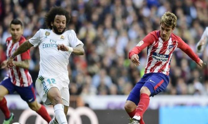 Real Madrid vs Atlético, clásico de Madrid, Liga Santander
