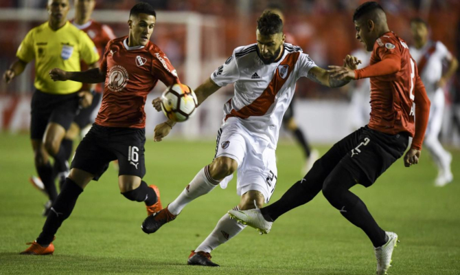 River Plate vs Independiente
