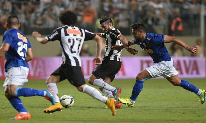 Cruzeiro vs Atlético Mineiro