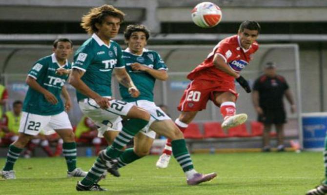 Santiago Wanderers vs Ñublense en la Primera B