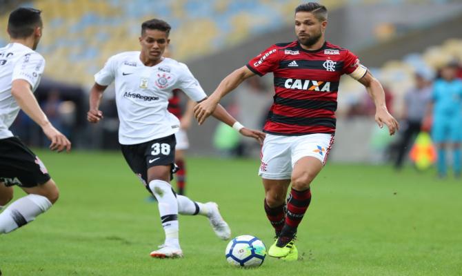Flamengo vs Corinthians, Copa de Brasil