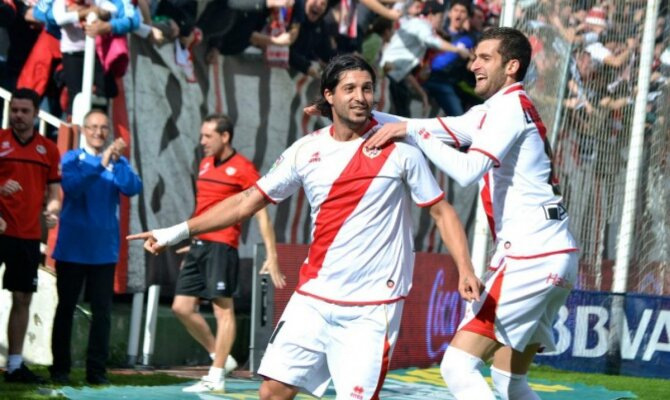 Rayo Vallecano, La Liga Santander