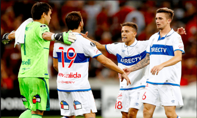 El fútbol chileno y la uc campeón
