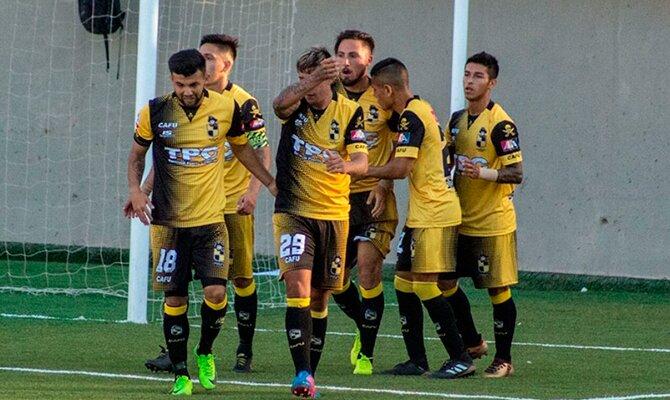 Coquimbo Unido en la Primera B