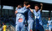 Ohiggins y Unión La Calera chocan al inicio del campeonato