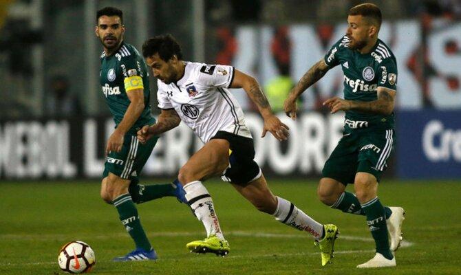 Palmeiras vs Colo Colo