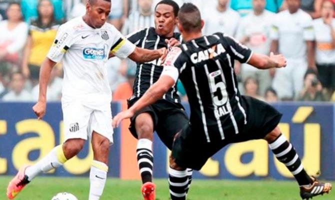 Santos vs Corinthians