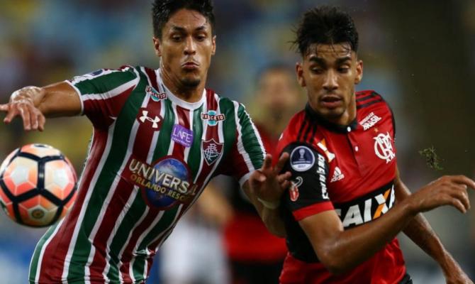 Flamengo vs Fluminense