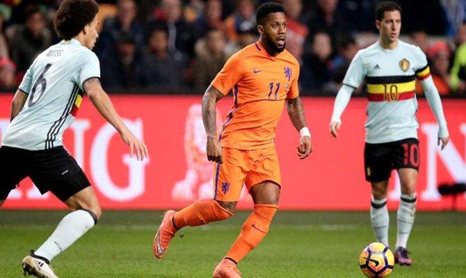 Bélgica vs Holanda