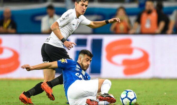 Corinthians vs Cruzeiro
