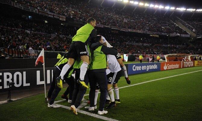 River Plate vs Gremio