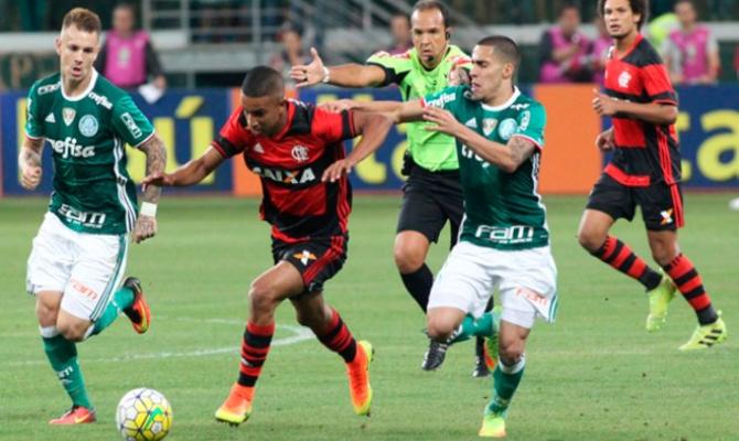Flamengo vs Palmeiras