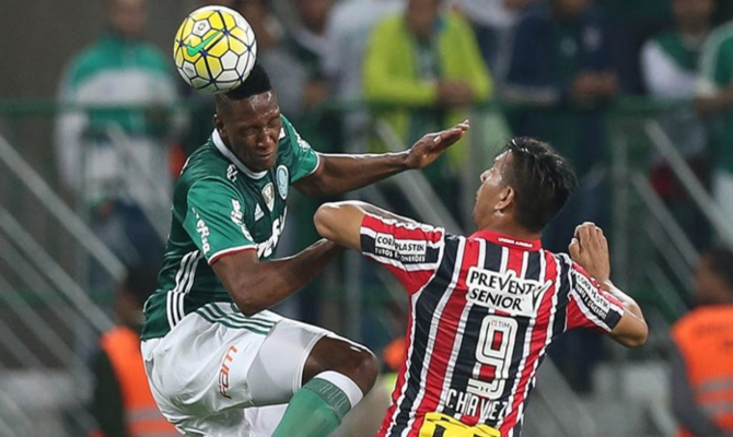 Sao Paulo vs Palmeiras