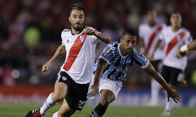Gremio vs River Plate