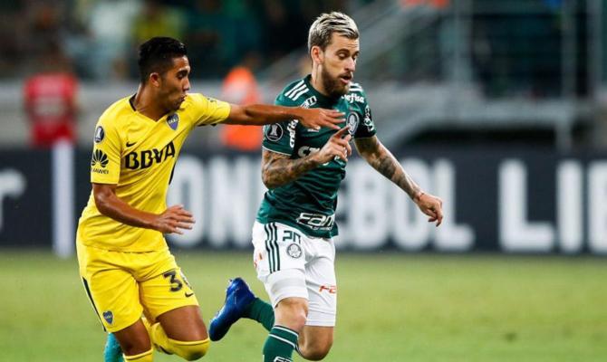Palmeiras vs Boca Juniors