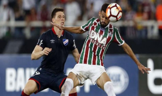 Nacional vs Fluminense