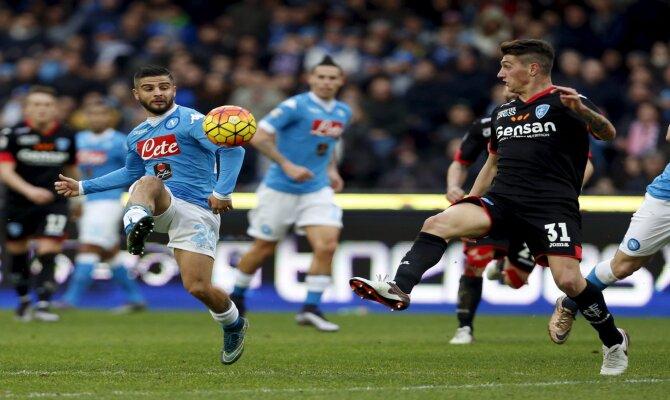 Napoli vs Empoli