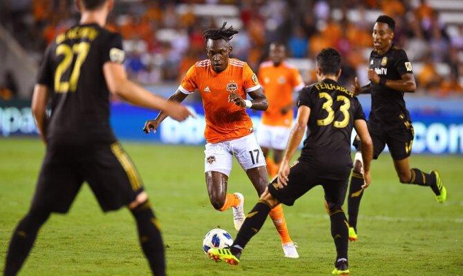 Los Ángeles FC vs Houston Dynamo
