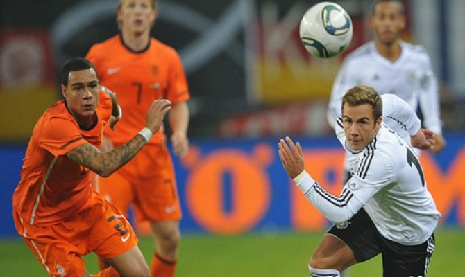 Holanda vs Alemania