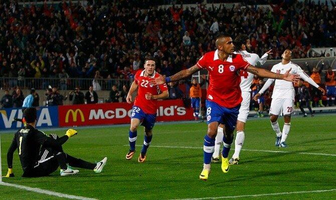 Selección Chilena 2019