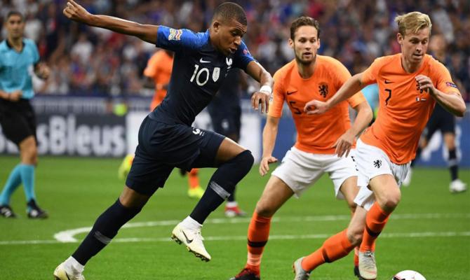 Previa para apostar en el Holanda vs Francia
