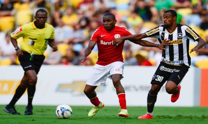 Botafogo vs Internacional