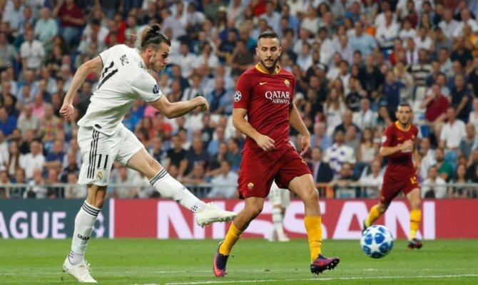 Previa para apostar en el Real Madrid vs Roma de la Champions League
