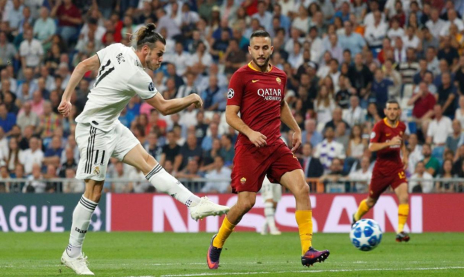 Previa para apostar en el Real Madrid vs Roma de la Champions League