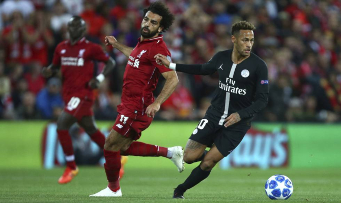 Previa para apostar en el Paris Saint Germain vs Liverpool de la Champions League