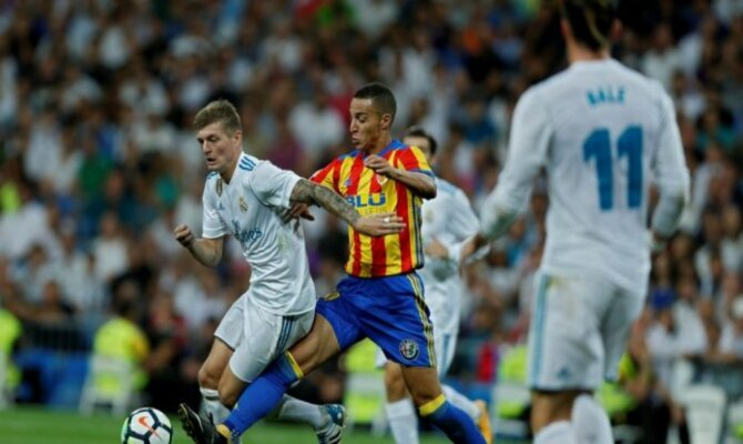 Previa para apostar en el Real Madrid vs Valencia de la Liga Santander