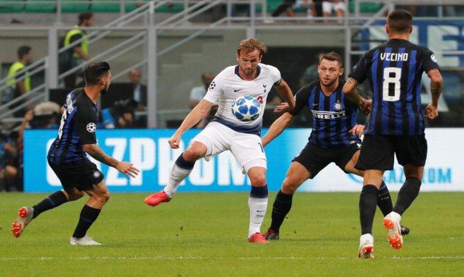 Previa para apostar en el Tottenham vs Inter de la UEFA Champions League