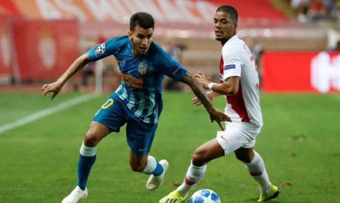 Previa para apostar en el Atlético de Madrid vs Monaco por la Champions League