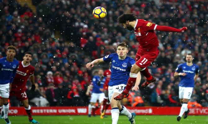 Previa para el Liverpool vs Everton de la Premier League