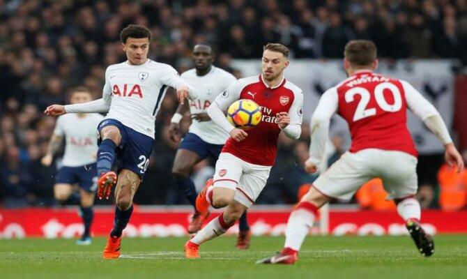Previa para apostar en el Arsenal vs Tottenham de la Premier League