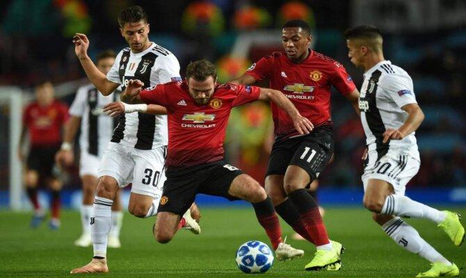 Juventus vs Manchester United