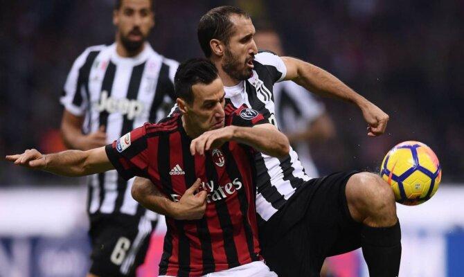 Milán vs Juventus