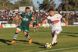 S. Wanderers quiere volver a primera