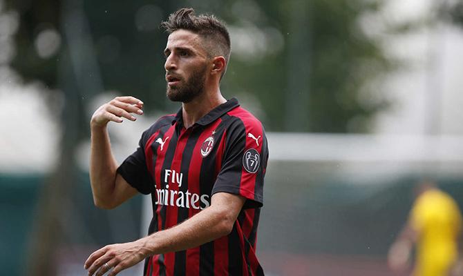 AC Milan y el Sampdoria chocarán este Lunes