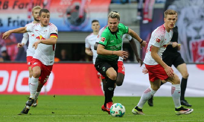 RB Leipzig y el Lyon buscan el triunfo