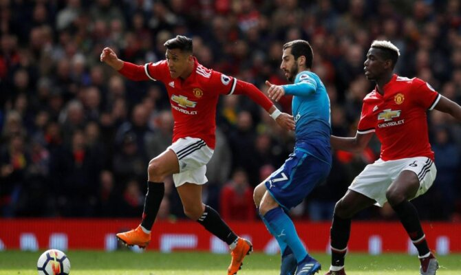 Previa para apostar en el Manchester United vs Arsenal de la Premier League